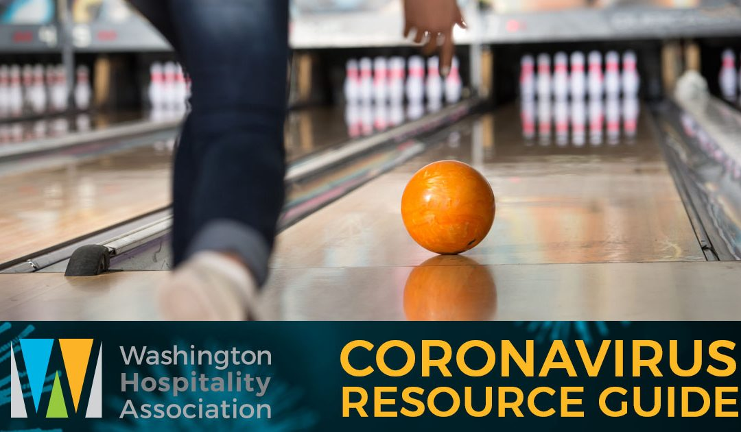 Gov. Inslee's office consolidates guidelines for bowling, golf