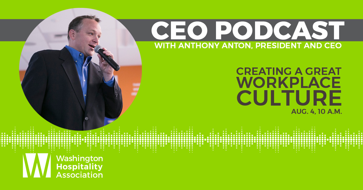 CEO Podcast graphic
